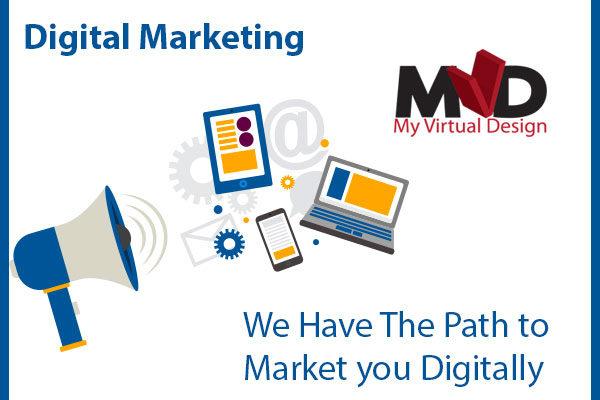 Digital marketing agency NJ - My Virtual Design