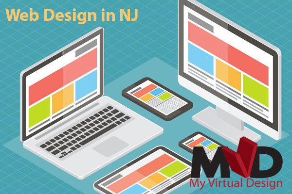 Web Design NJ - SEO Services - My Virtual Design